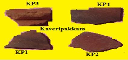 the ancient potteries of Kaveripakkam