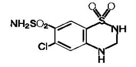 Molecular formula-C7 H8ClN3O4S2